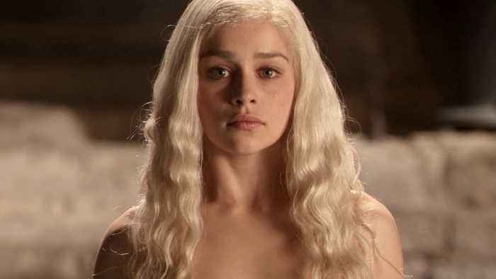 Emilia Clarke Reveals One Thing That Made Her GOT Love Scenes Excruciatingly Embarrassing