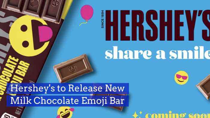Hershey's Wants In On The Emoji Game