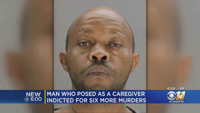 Man Who Posed As Caregiver Indicted For 6 More Murders