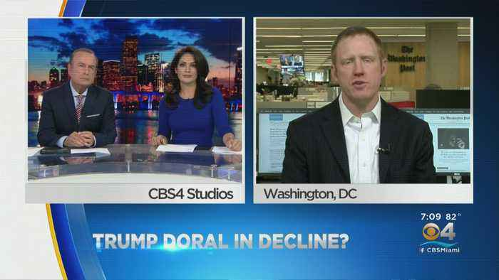 Speaking With Washington Post's Jonathan O'Connell About His Report On Trump Doral Losing Money