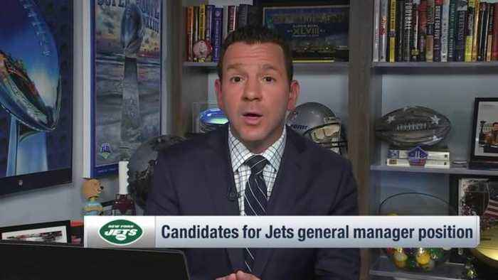 NFL Network Insider Ian Rapoport: Three potential New York Jets general manager candidates to watch