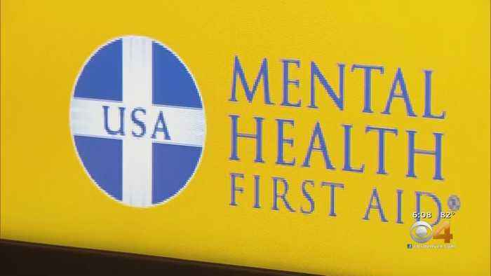 Course Allows High Country Residents To Be Mental Health First Aid Trainers