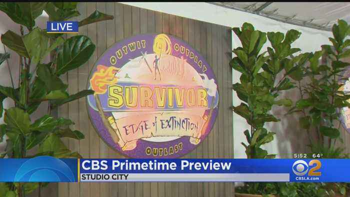 CBS Introduces 5 New Shows At 'Survivor' Finale Looms