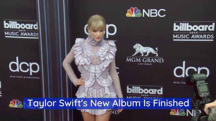 T Swift Is Dropping A New Album