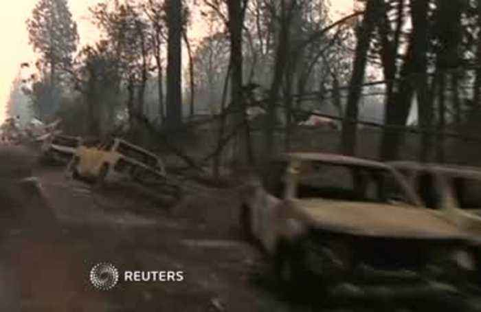 PG&E lines caused California's deadliest wildfire: officials