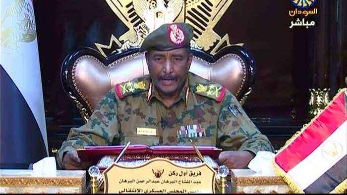 Sudan military rulers suspend talks with protesters for 72 hours