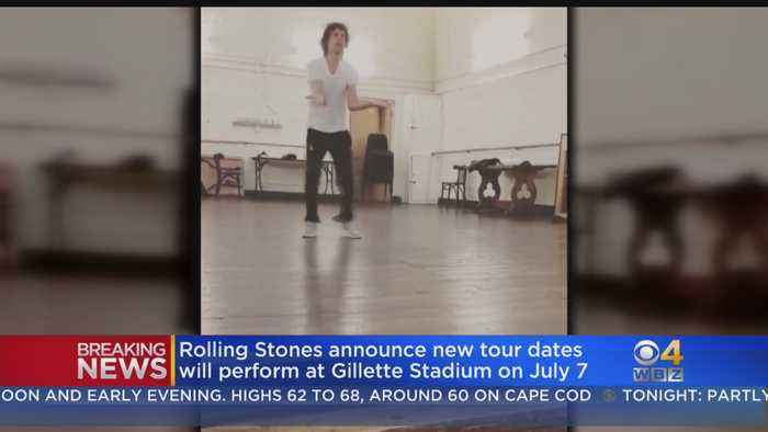 Rolling Stones Gillette Stadium Show In Foxboro Re-Scheduled For July 7