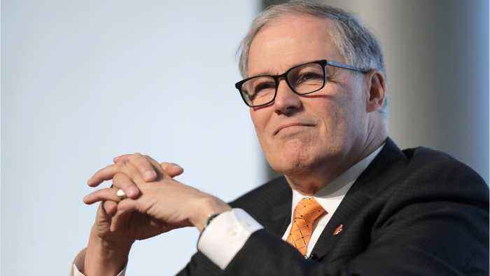 Jay Inslee Debuts $9 Trillion Climate Ideas