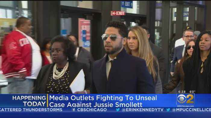 Judge To Hear Arguments In Efforts To Unseal Jussie Smollett Court Records
