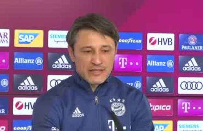 Kovac aware Bayern future rests on two title deciders