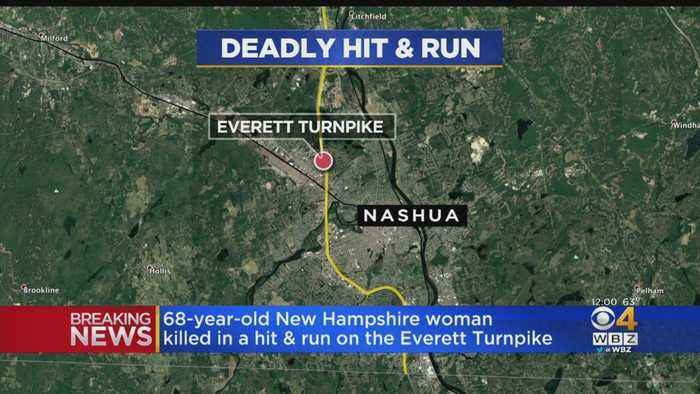 Driver Wanted After Woman Hit By Car Found Dead On New Hampshire Highway