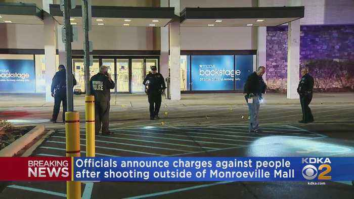 5 In Custody, 1 More Wanted In Monroeville Mall Shooting