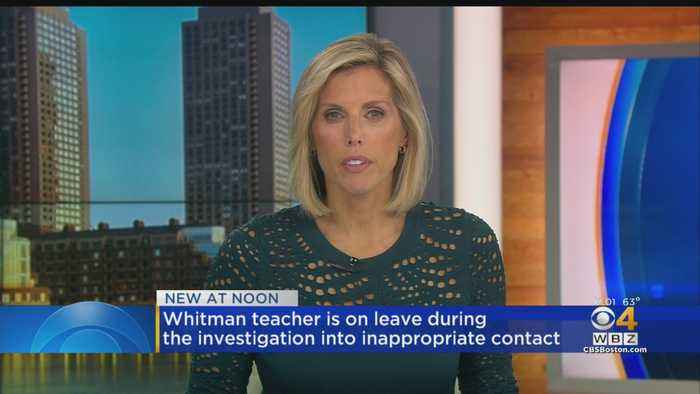 Whitman Teacher Accused Of 'Inappropriate Contact' With Student