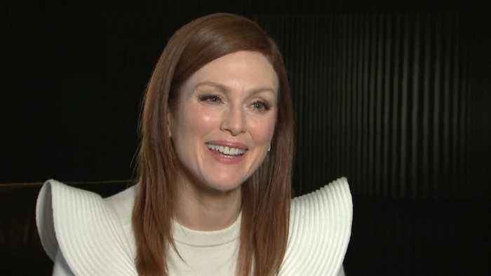 Julianne Moore On Gender Parity
