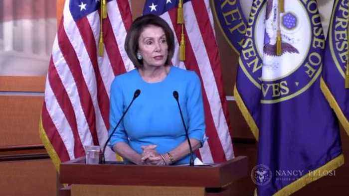 Pelosi To Trump On Iran: Constitution Gives Responsibility To Congress To 'Declare War'