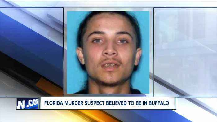 'Armed and dangerous' murder suspect believed to be in WNY