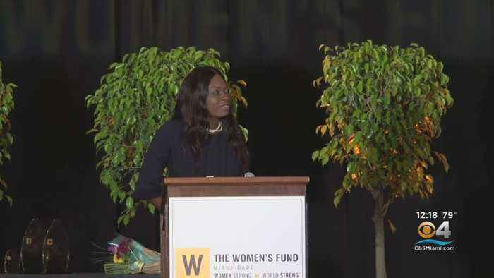 Miami Proud: Miami Super Bowl Host Committee & Women's Fund Of Miami-Dade Look To Address Sex Trafficking
