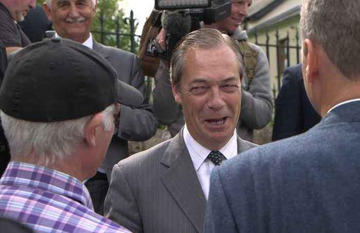 Brexit backlash? UK's Farage eyes EU election and beyond
