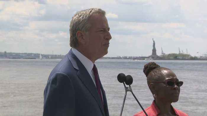 Mayor Bill de Blasio Discusses 2020 Presidential Bid