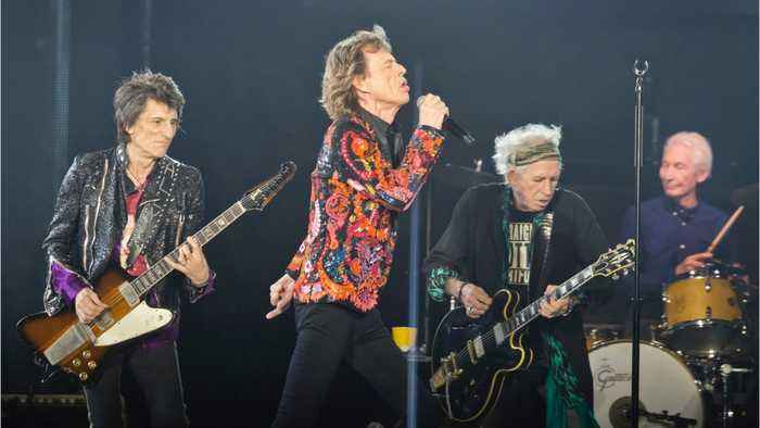 The Rolling Stones Are Ready To Hit The Road Again