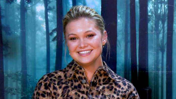Camp Confessions with Olivia Holt