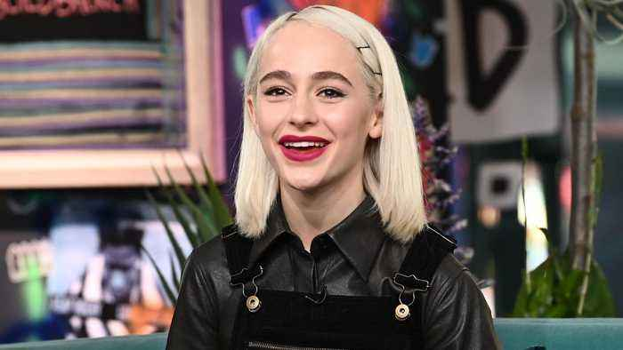 Sophia Anne Caruso Joins The Table