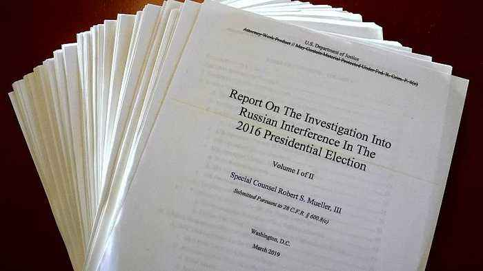 Watch: Democrats start marathon reading of the 448-page Mueller report