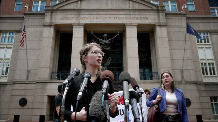 Chelsea Manning Returned To Jail