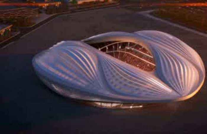 Qatar brings first newly-built 2022 World Cup stadium to life