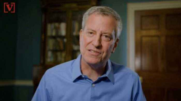 Bill De Blasio and President Trump Trade Insults as NYC Mayor Enters 2020 Race