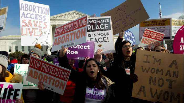 Conservative Activists Seek To Take Roe V Wade Back To The Supreme Court