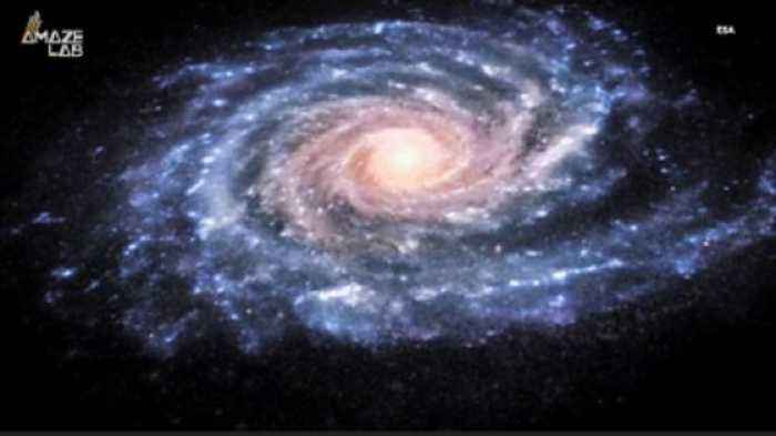 A Mysterious 'Dense Bullet' Blasted a Giant Hole in the Milky Way