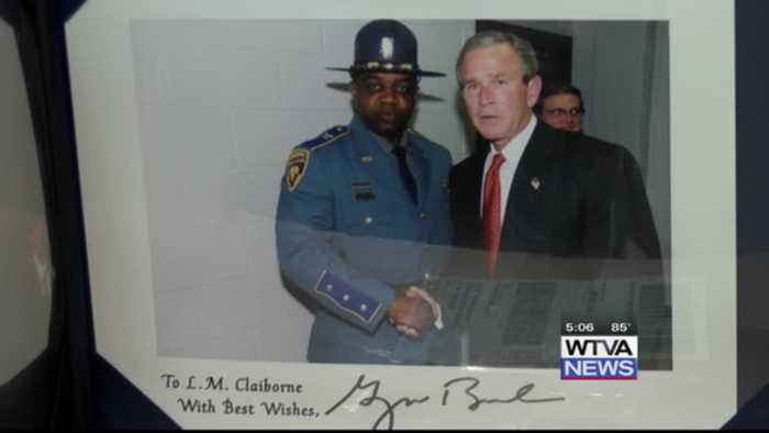 Louisville police chief L.M. Claiborne retires after 39-year career