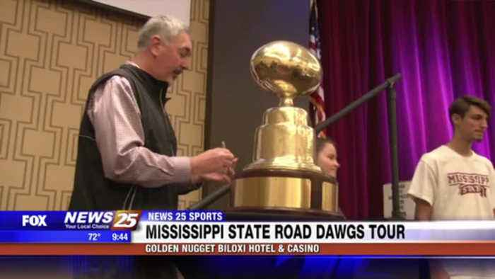 Mississippi State 'Road Dawgs Tour'