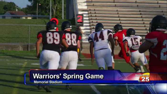 West Football Spring Game