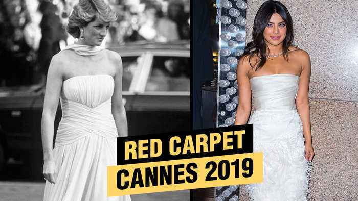 Cannes 2019 | Priyanka Chopra To RECREATE Unbelievable Look