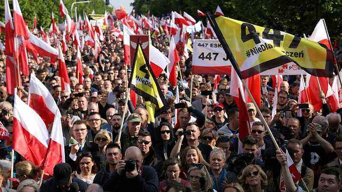 Road Trip Day 45: The youth flocking to Poland's far right