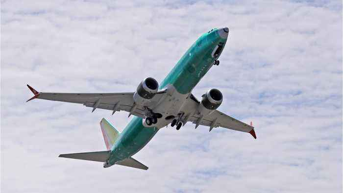 Boeing Completes Work On 737Max