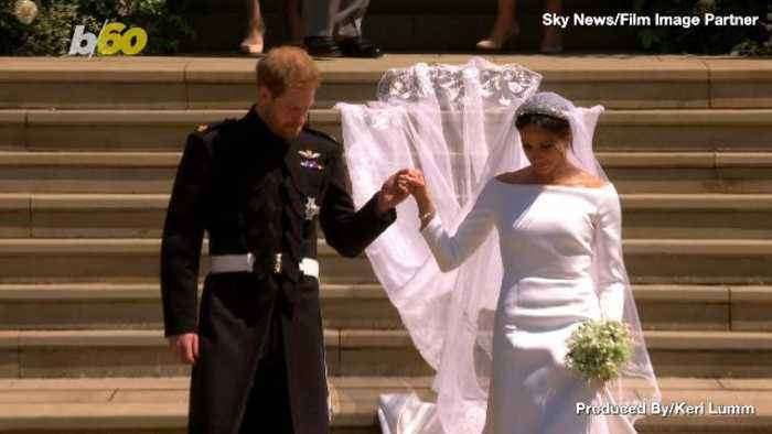 How Will Prince Harry and Meghan Celebrate Their 1st Wedding Anniversary?