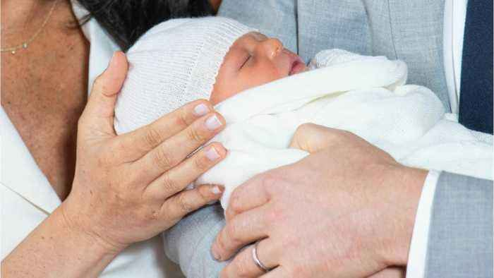 Baby Archie's Birth Certificate Confirms Meghan Markle Gave Birth At London Hospital