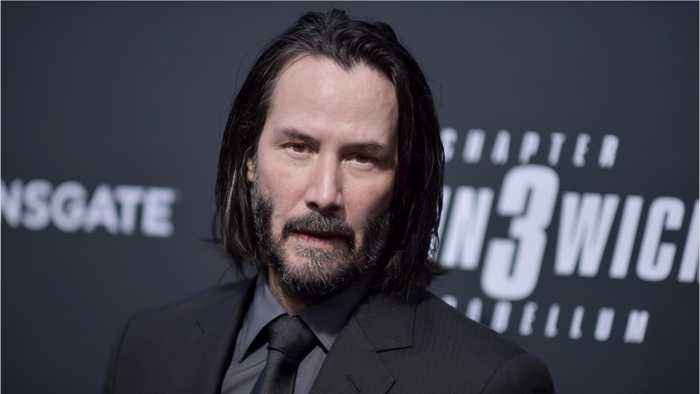 Keanu Reeves Admits Crush On Speed Co-Star Was Mutual