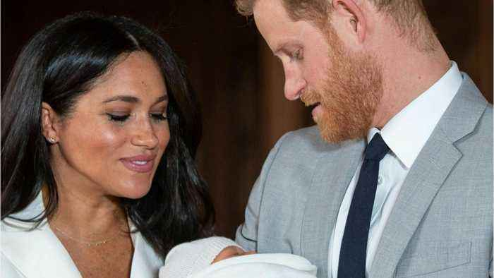 What Is Meghan Markle's Occupation On Baby Archie's Birth Certificate?