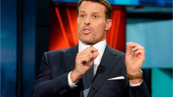 Tony Robbins Accused Of Making Sexual Advances, Scolding Abuse Victims At Seminars