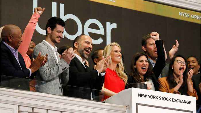 Uber Office Parties Celebrating IPO Offering Shutdown Amidst Total Chaos