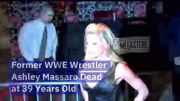 Former WWE Wrestler Ashley Massaro Dead at 39 Years Old