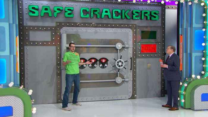 The Price is Right - Cracking the Safe