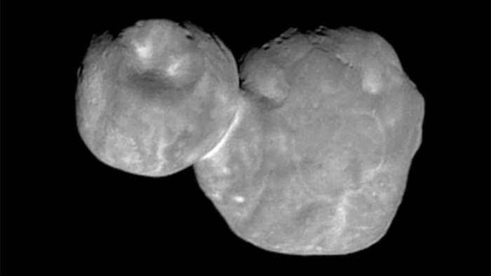 Ultima Thule's Ancient Secrets Revealed In NASA's First Kuiper Belt Flyby