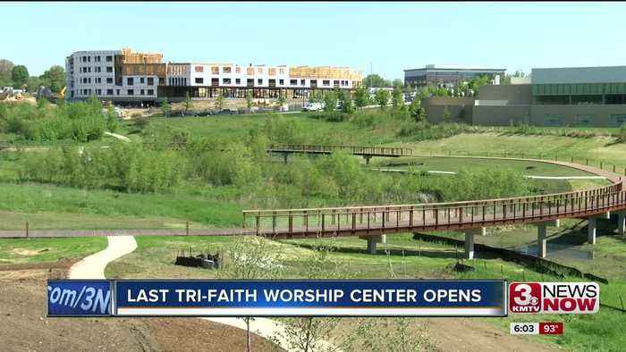 Tri-Faith Worship Center Opens