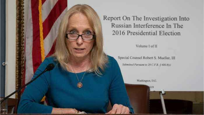 Democrats hold marathon reading of redacted Mueller report
