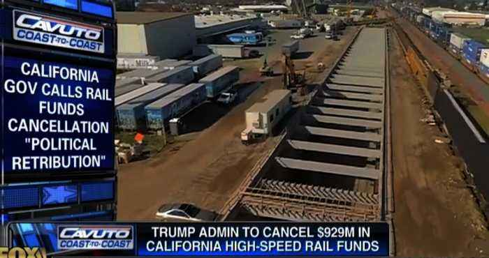 Trump has the right to clawback money given to California high-speed rail project: Trial lawyer